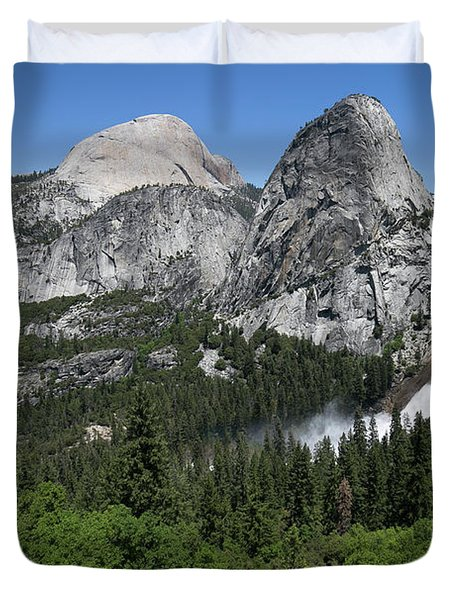 Yosemite View 30 Duvet Cover