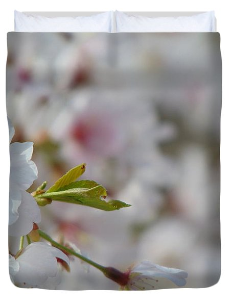 Yoshino Blooms Duvet Cover