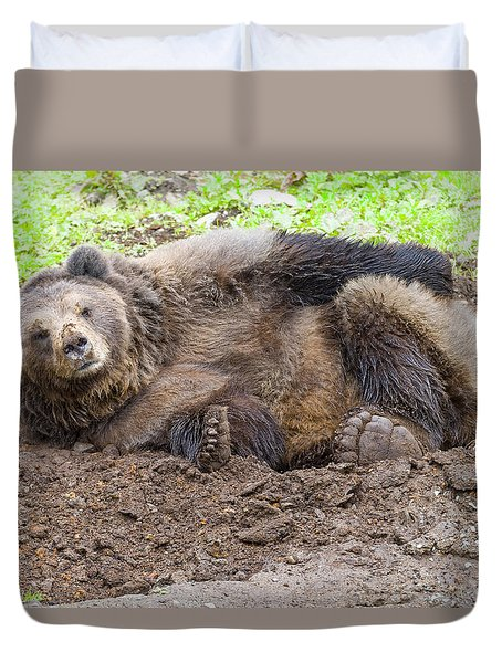 You Again Duvet Cover