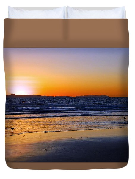 You And Me Duvet Cover by Everette McMahan jr