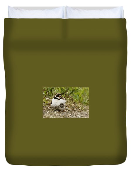 You Can't See Me Now . . . Duvet Cover
