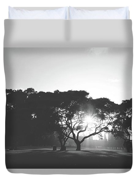 You Inspire Duvet Cover by Laurie Search