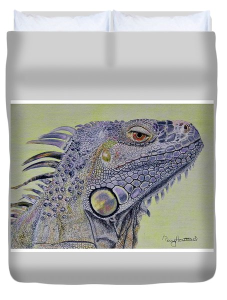 You Said What? Duvet Cover