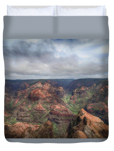 You Steal My Breath Duvet Cover