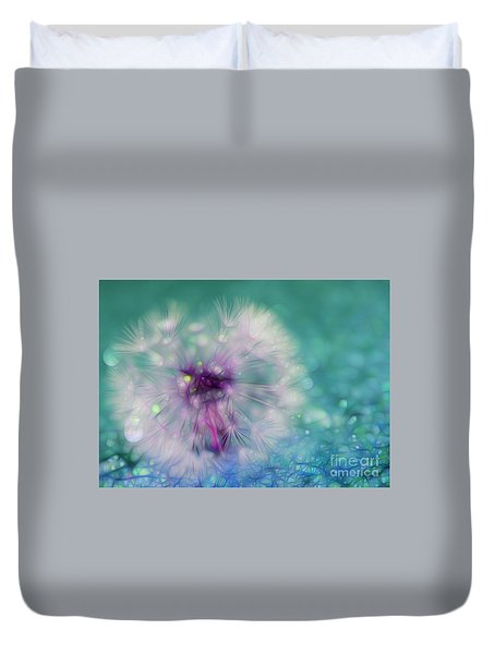 Your Wish Will Come True Duvet Cover