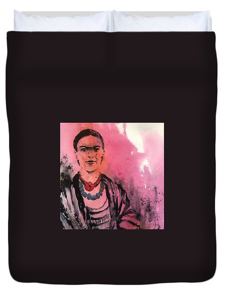 Younq Frida Duvet Cover