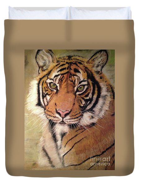 Your Majesty Duvet Cover