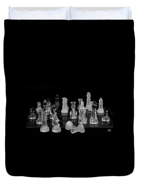 Your Move Duvet Cover