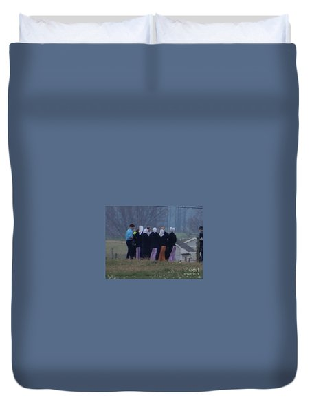 Youth Group Duvet Cover