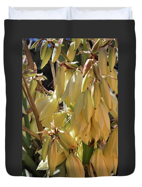 Yucca Bloom II Duvet Cover