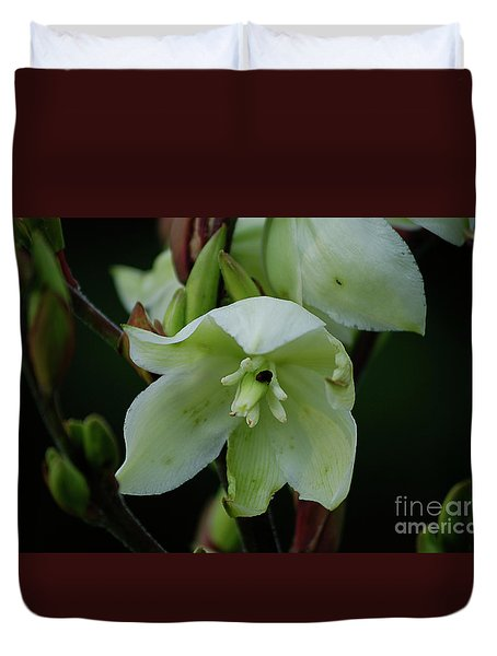 Yucca Duvet Cover