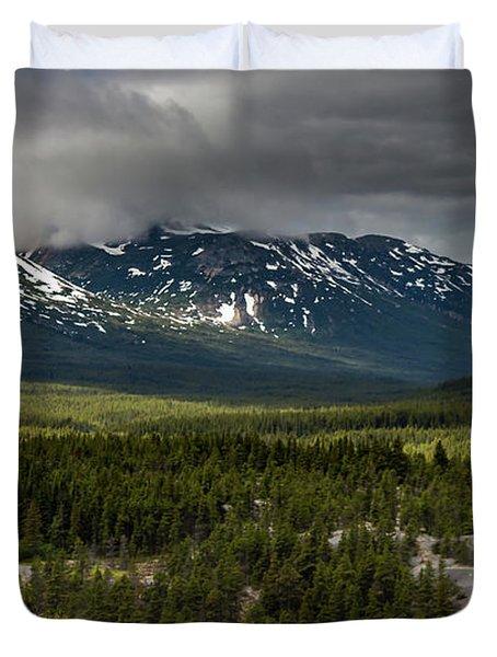 Yukon Wilderness Duvet Cover