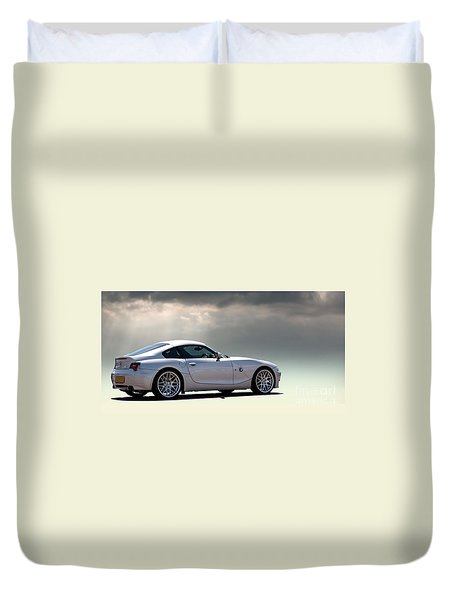 Z4m Coupe Duvet Cover