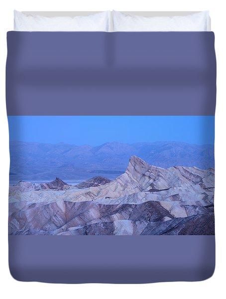 Zabriskie Point Dawn Duvet Cover