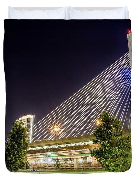 Zakim Bridge Duvet Cover