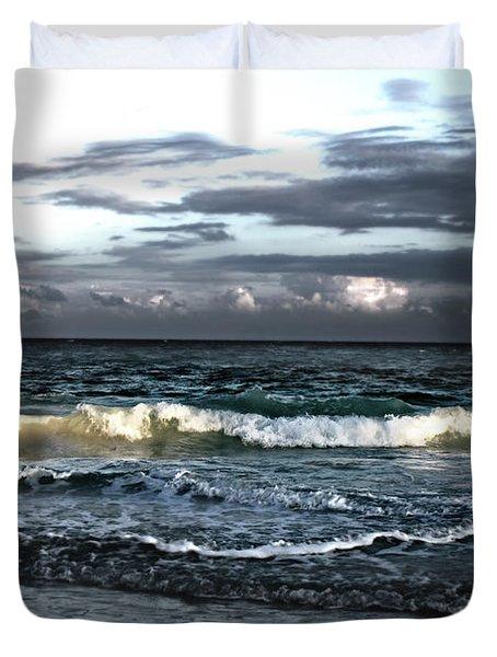 Zamas Beach #11 Duvet Cover