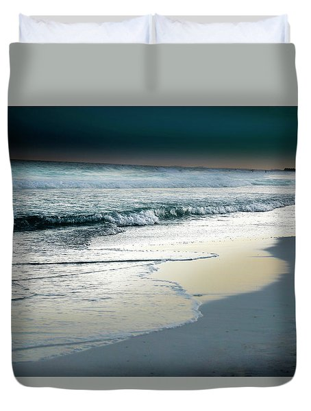 Zamas Beach #13 Duvet Cover