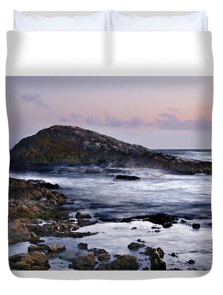 Zamas Beach #6 Duvet Cover