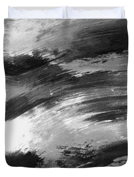 Zen Abstract A715d Duvet Cover