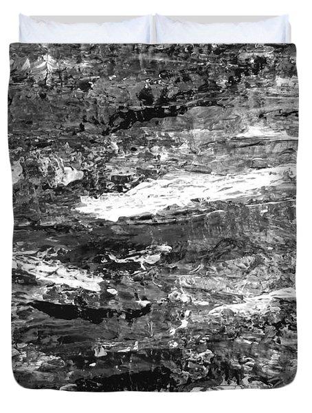Zen Abstract A723b Duvet Cover