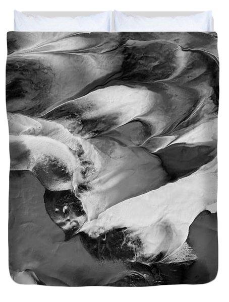 Zen Abstract Series N1015al Duvet Cover
