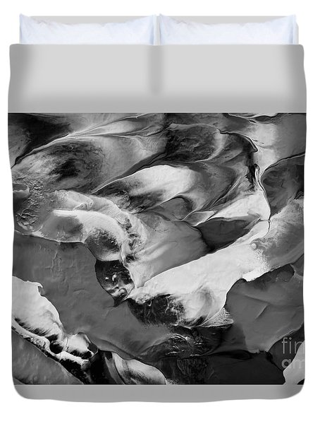 Zen Abstract Series N1015al Duvet Cover