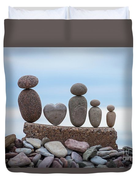 Zen Family Duvet Cover