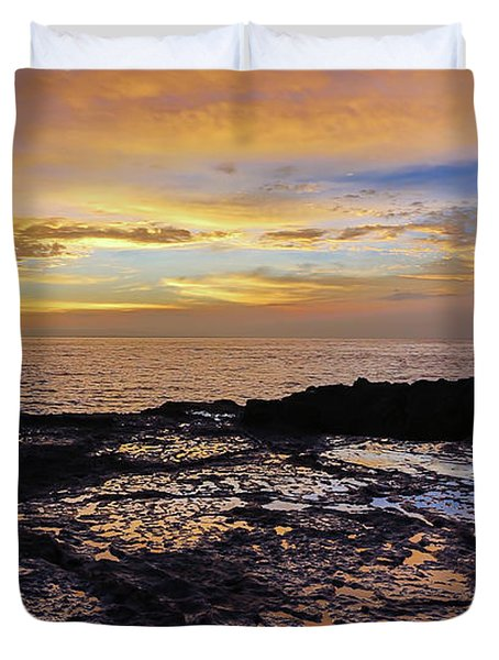 Zen Morning Duvet Cover
