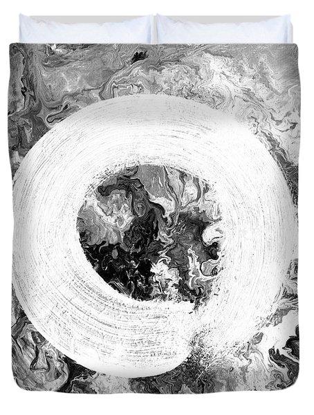 Zen Universe Duvet Cover