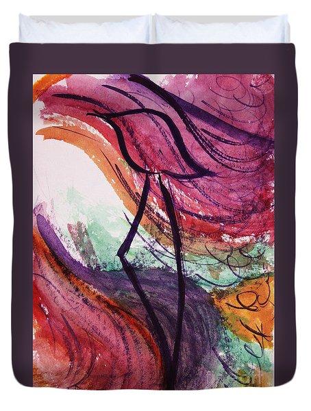 Zephyr Zayin Z2 Duvet Cover