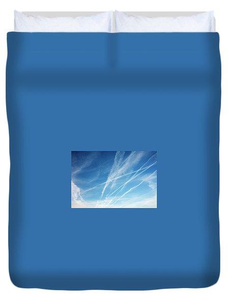 Zephyrus Duvet Cover