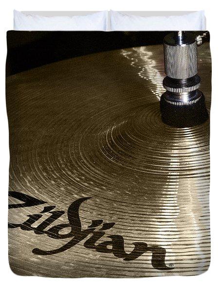 Zildjian Cymbal Duvet Cover