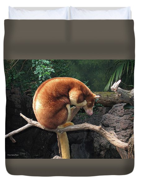 Zoo Animal Duvet Cover