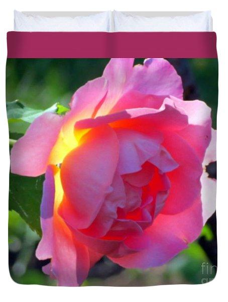 Zora's Garden Rose Duvet Cover