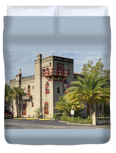 Zorayda Castle Duvet Cover