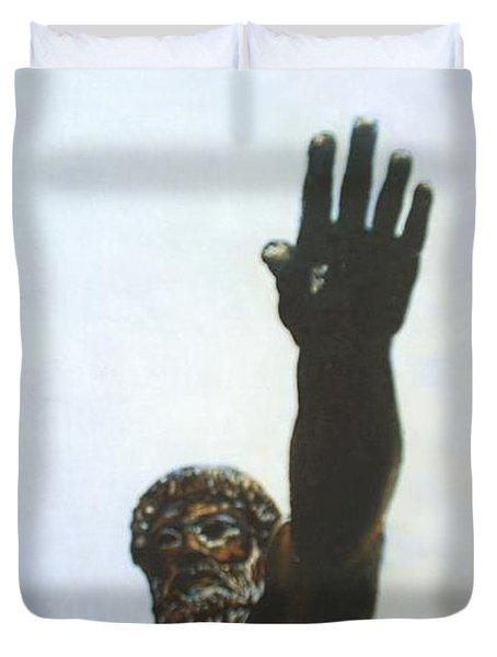 Zues Duvet Cover