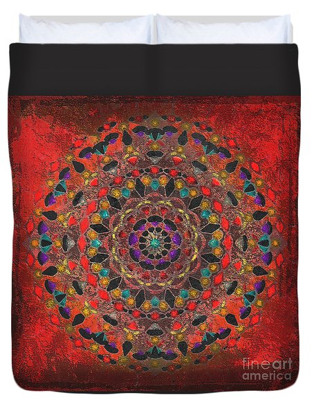 Zuni II 2015 Duvet Cover