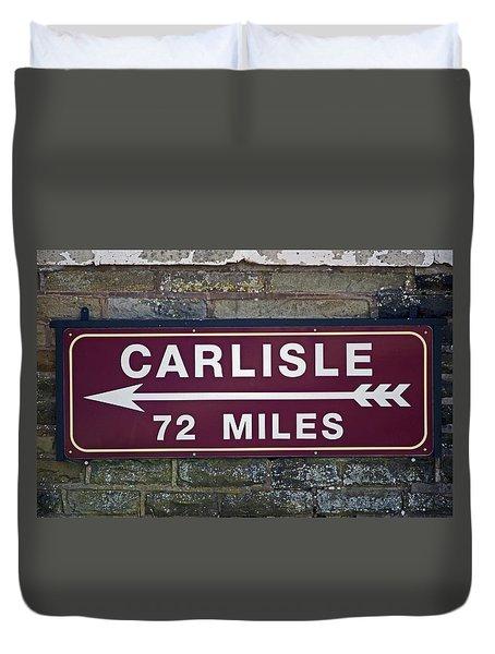 06/06/14 Settle. Period Destination Board. Duvet Cover