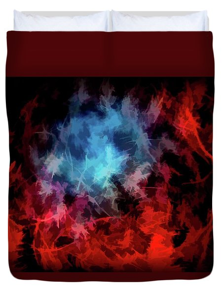 Abstract 53 Duvet Cover