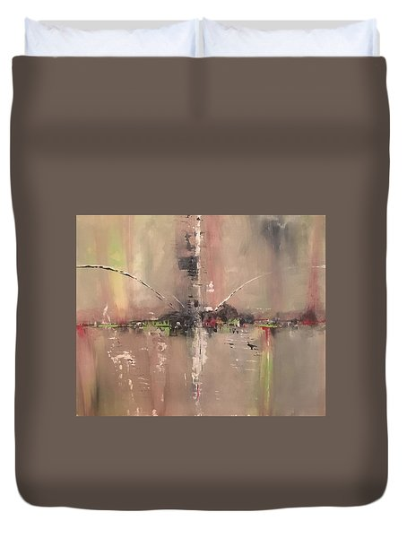 Abstract I Duvet Cover