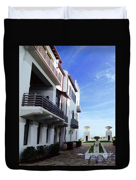 Alys Architecture Duvet Cover