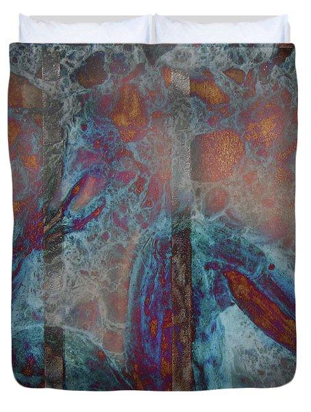 Anteus Profile Duvet Cover