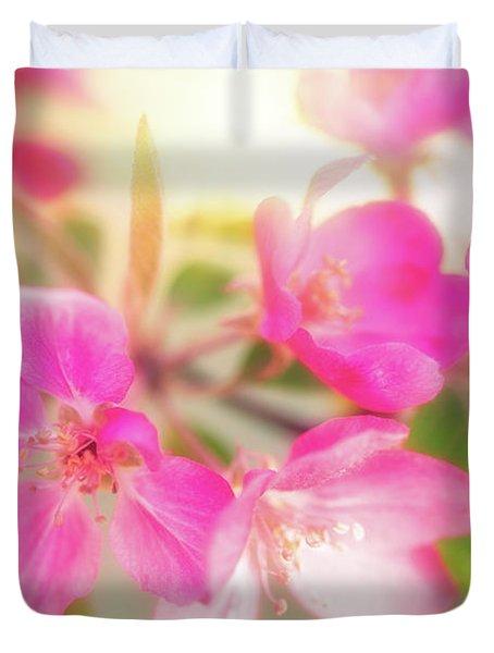 Apple Blossom 6 Duvet Cover