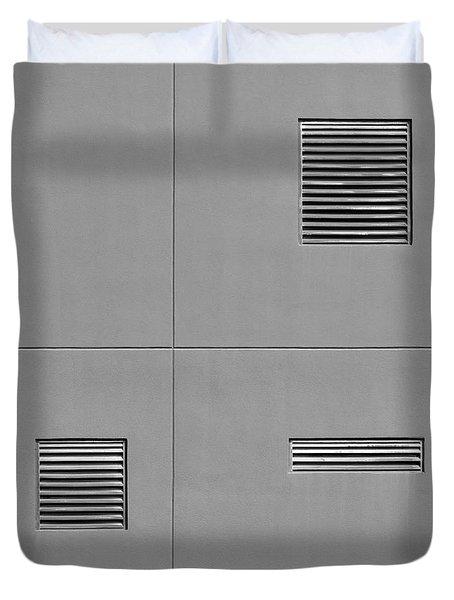 Asymmetry Duvet Cover