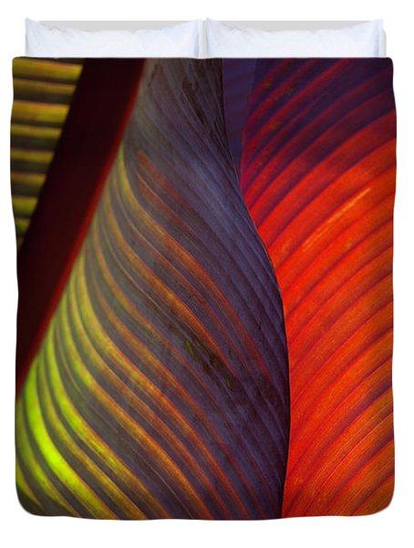 Banana Leaf 8602 Duvet Cover