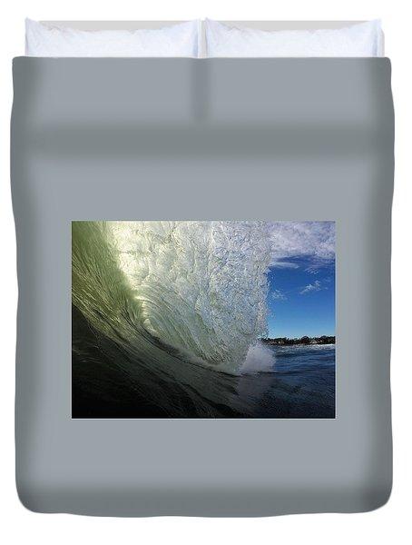 Barrel Duvet Cover