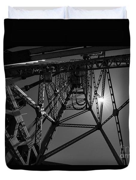 Bridge Tower Duvet Cover