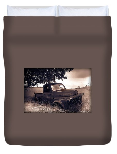 Forgotten 2 Duvet Cover