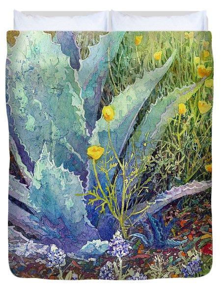 Gardener's Delight Duvet Cover