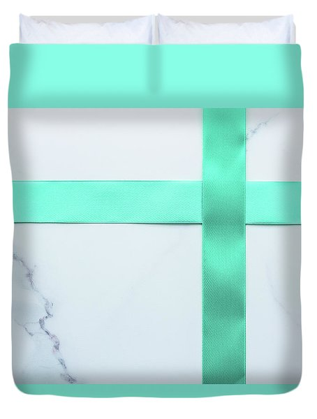 Happy Holidays II Duvet Cover